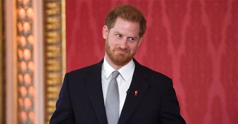Prince Harry Says 'Just Call Me Harry' As He Finishes Final Royal Duties