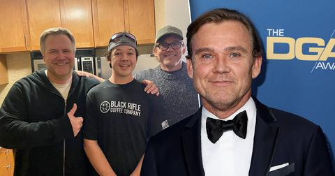 Actor Ricky Schroder Defends Posting Bail For Kyle Rittenhouse