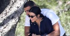 Kourtney Kardashian Dating Model Younes Bendjima Photos Long