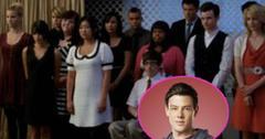 Cory Monteith memorial Glee 1 copy