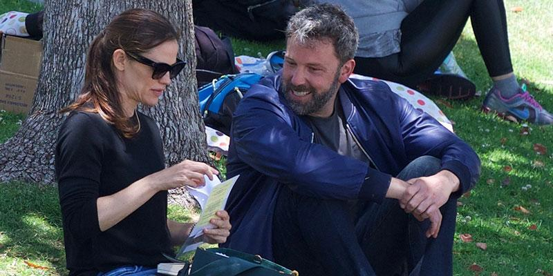 Jennifer garner loving message ben affleck fathers day main