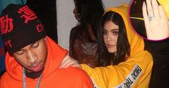 Kylie jenner tyga relationship diamond ring yellow bentley hero