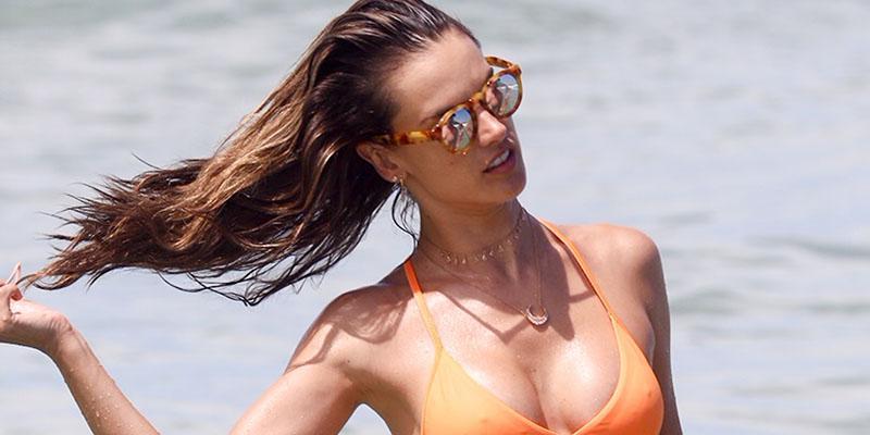Alessandra ambrosio bikini body