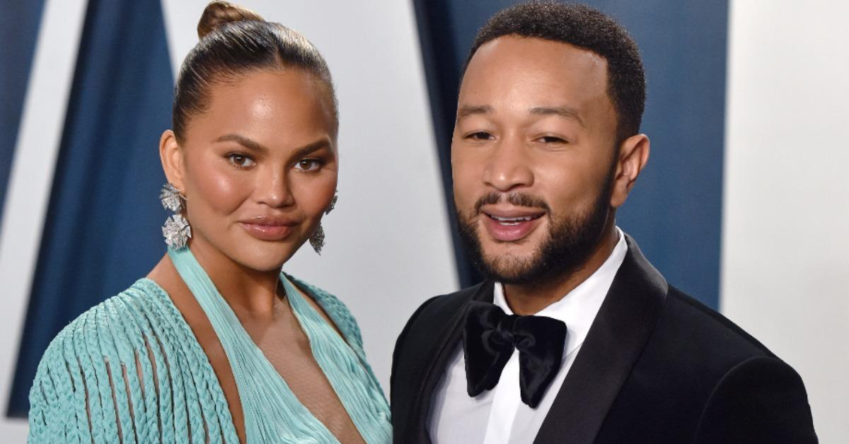 chrissy teigen makes revealing fathers day instagram post