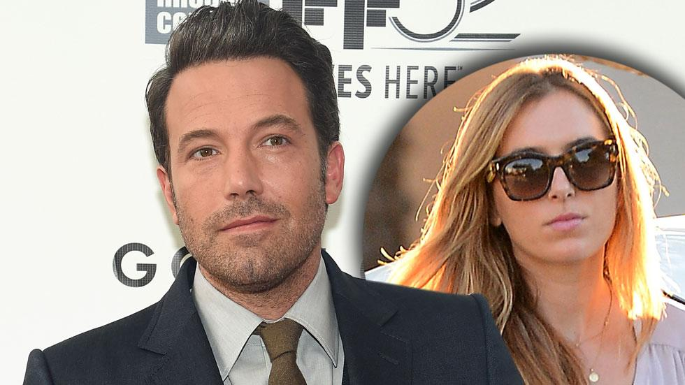 Ben affleck breaks up christine ouzounian