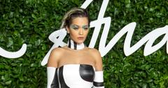 Rita Ora at the Fashion Awards 2019