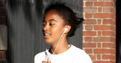 Malia Obama Jogs On Harvard Campus Photos hero