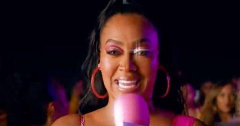 La La Anthony Megan Thee Stallion 'Hot Girl Summer' Music Video