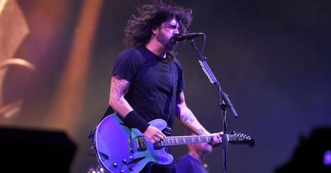 dave grohl foo fighters th anniversary new album
