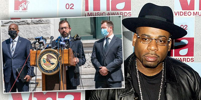 //two men charged murder run dmc jam master jay  years later pf