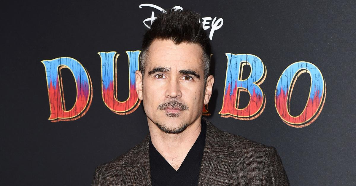 colin farrell files conservatorship son angelman syndrome