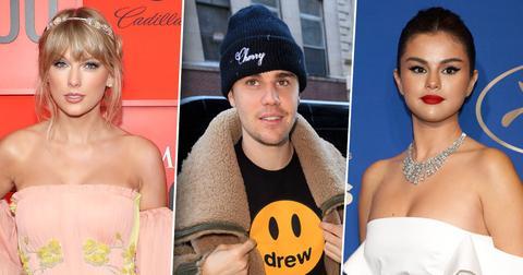Justin, Selena & Taylor