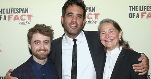 Daniel radcliffe bobby cannavale cherry jones lifespan of fact premiere pics