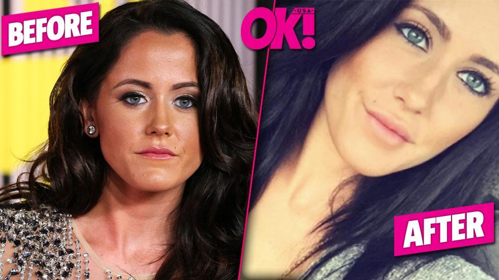 Pucker Up! Jenelle Evans Slams Farrah Abrahams New Lip