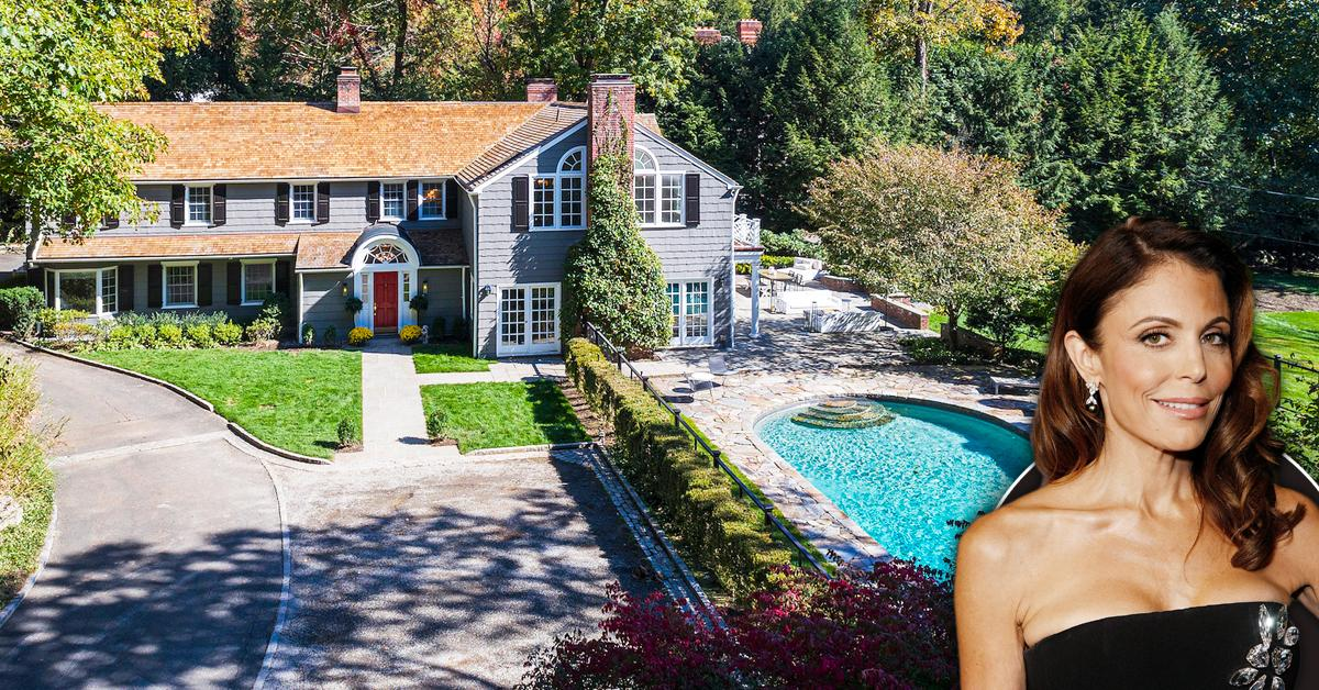 bethenny frankel mansion before and after okf