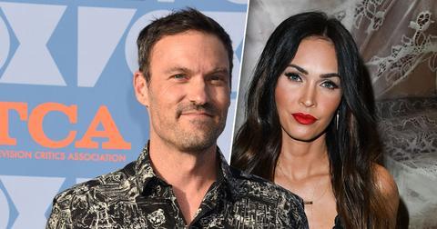 Brian Austin Green Requests Joint Custody Of Sons In Megan Fox Divorce