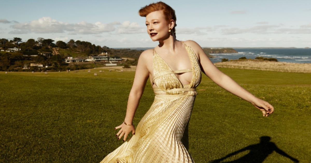 succession star sarah snook reveals she secretly got married during the pandemic ahead of season  premiere