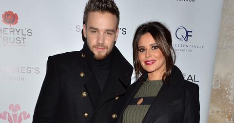 Cheryl addresses Liam Payne split