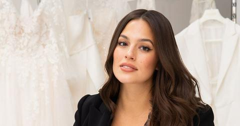 Ashley Graham Shares Breastfeeding Photo Of Son To Social Media
