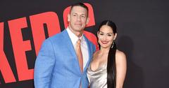 John cena stop messing around tweet nikki bella split main