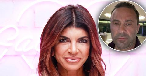 Teresa Giudice Refuses To Sleep In Same Bed As Joe Giudice