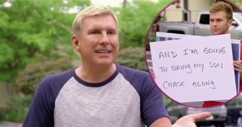 Chase Chrisley Dad Todd According To Chrisley Video Long