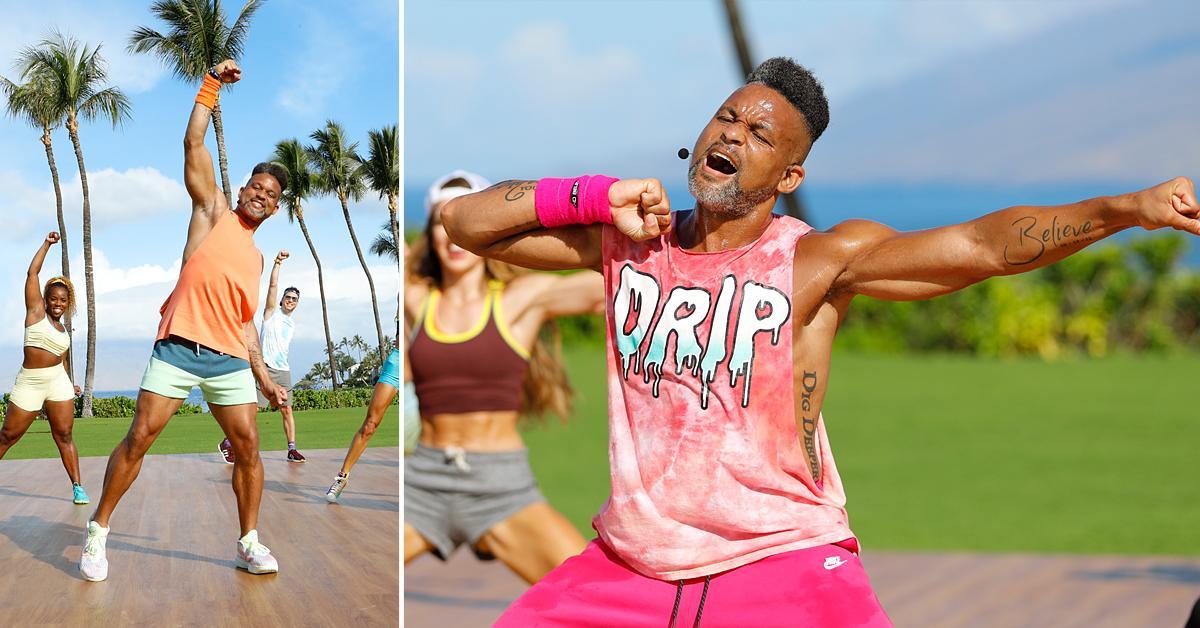 celebrity trainer shaun t fitness pf