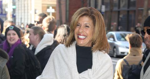 Hoda Kotb at Build Series in New York