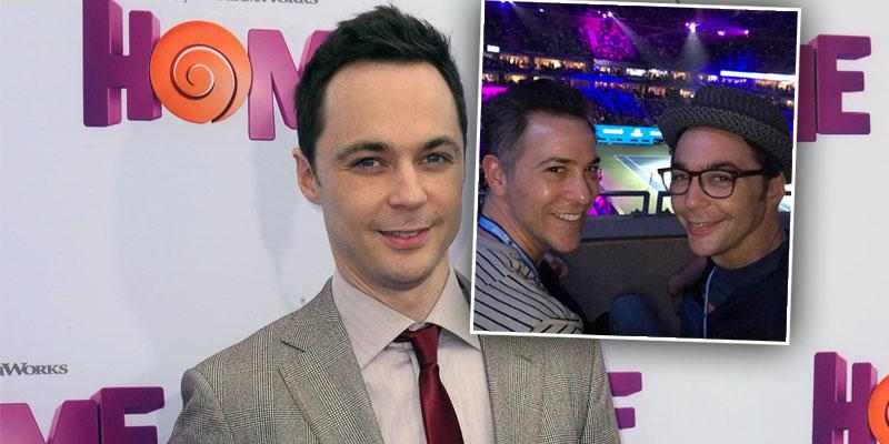 Big Bang Theory's Jim Parsons Opens Up About Month Long Covid Battle