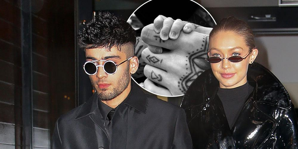 See Gigi Hadid's Throwback Pregnancy Photos With Bf Zayn Malik