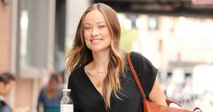 Olivia Wilde is all smiling while walking around in New York City