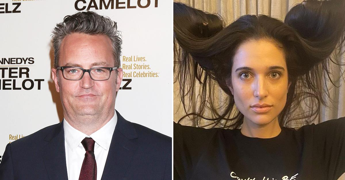 matthew perry end things molly hurwitz friends star did not react well