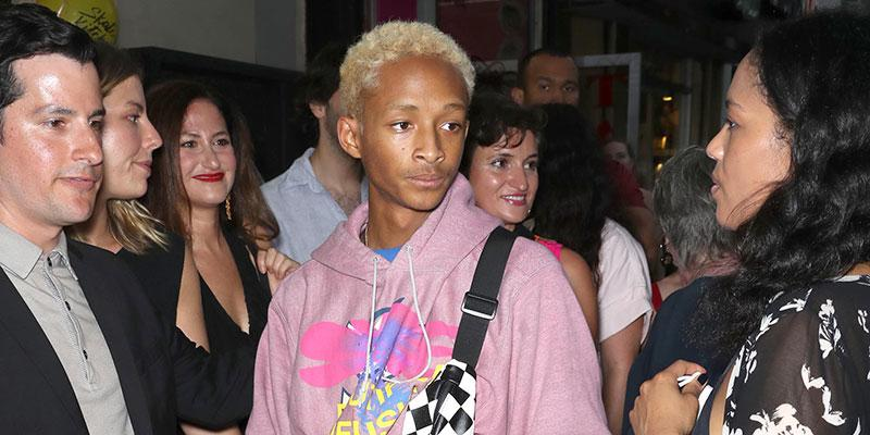 Jaden smith brings iguana red carpet skate kitchen main