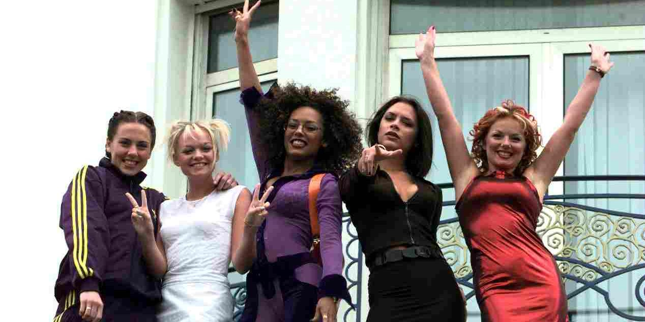 spice girls releasing first song feed your love victoria beckham