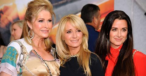 Kim richards financially dependent help kathy hilton 01