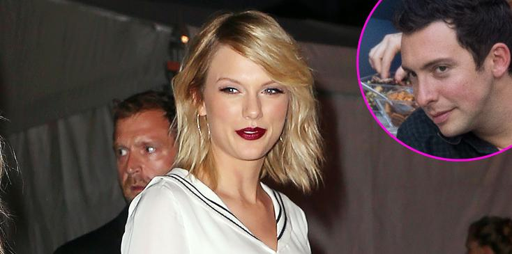 A New Man Already! Taylor Swift Dating Hunky Oil Heir She ...