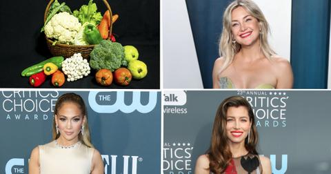 celebrity food for thought gallery pic