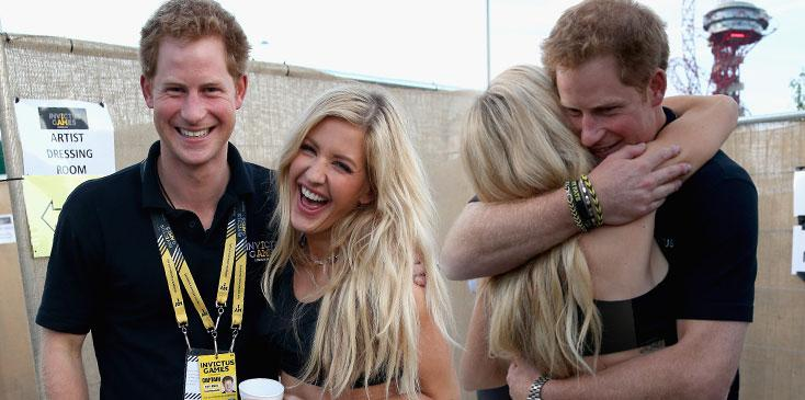 prince harry dating ellie goulding