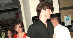 Camila cabello dinner date boyfriend loreal launch main
