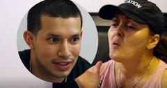 Javi marroquin briana dejesus teen mom split video