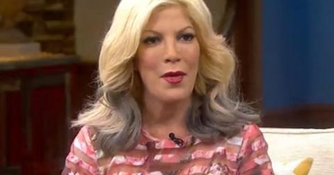 Tori spelling dean quitting true tori