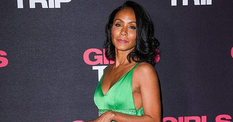 Jada pinkett smith lost herself curled up ball die main