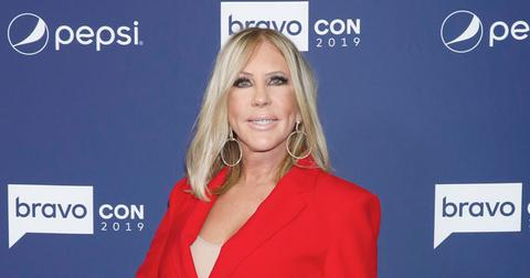 Vicki Gunvalson On Red Carpet