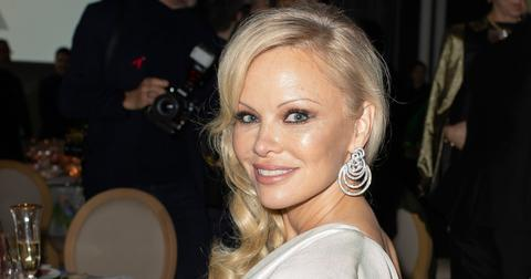 pamela anderson marries bodyguard pf