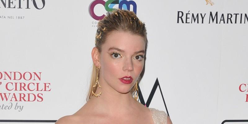 Anya Taylor-Joy On The Red Carpet
