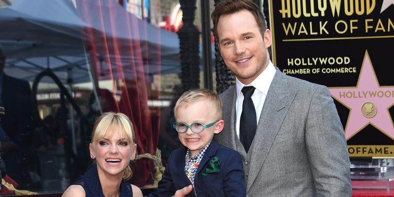 Anna faris funny way jack taking after parents hero