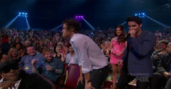 Harry Styles Twerking
