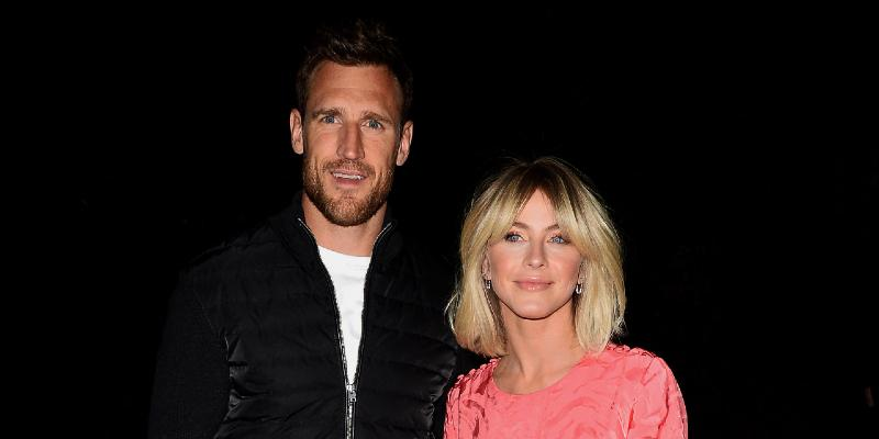 Julianne Hough and Brooks Laich Attend the WME Talent Agency Party