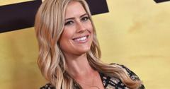 Christina Anstead eating placenta