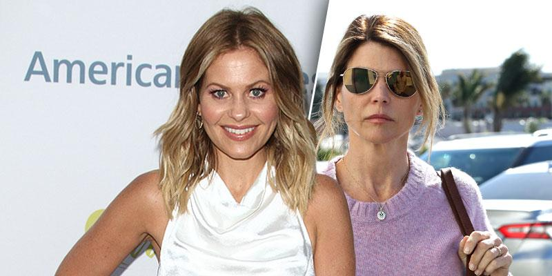 Full House's Candace Cameron Bure Shares Letter From Lori Loughlin